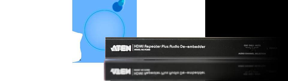 EQケーブル/分配器/HDMIリピーター