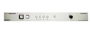HDMI対応スキャンコンバータ内蔵  4入力1出力マルチスキャンスイッチャー