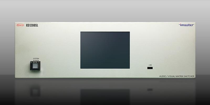 KS1208SL-00 正面