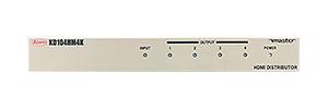 HDMI 4分配器